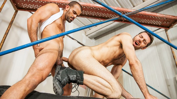 Truck Stop Part 2 - feat Damien Crosse, Dario Beck