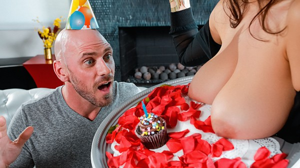 Obsessed With Breasts with Johnny Sins, Ella Knox at bignaturals.com