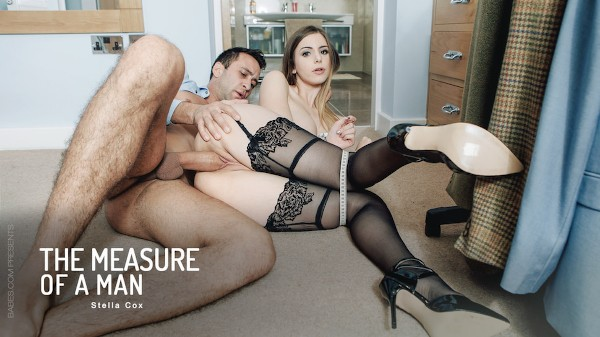 The Measure of a Man - Kai Taylor, Stella Cox - Babes