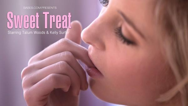 Sweet Treat - Kelly Surfer, Tatum Woods - Babes