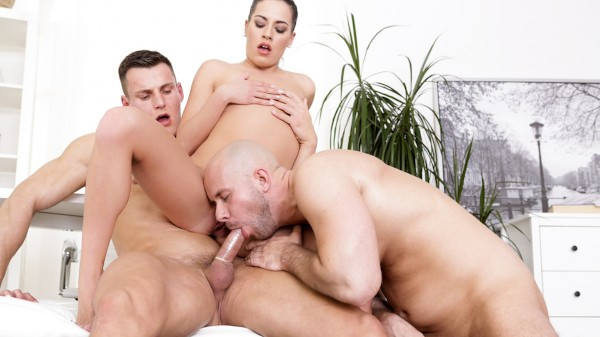 Work Us Out! Scene 2 Bisexual Orgy on Bi Empire with Alex Hell