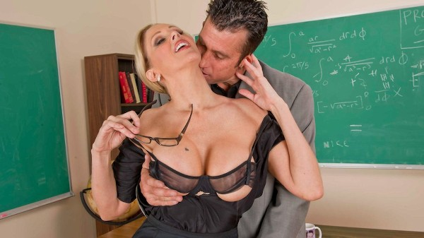 How To Handle Your Students: 101 - Brazzers Porn Scene