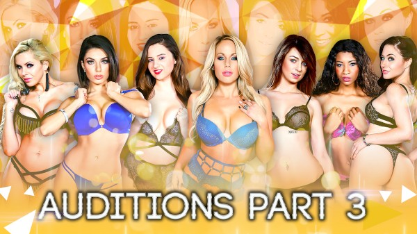 Season 2 - Auditions Part 3 Elite XXX Porn 100% Sex Video on Elitexxx.com starring Olivia Austin, Nikki Benz, Eva Lovia, Nina Elle, Jessica Ryan, Aspen Ora, Elektra Rose