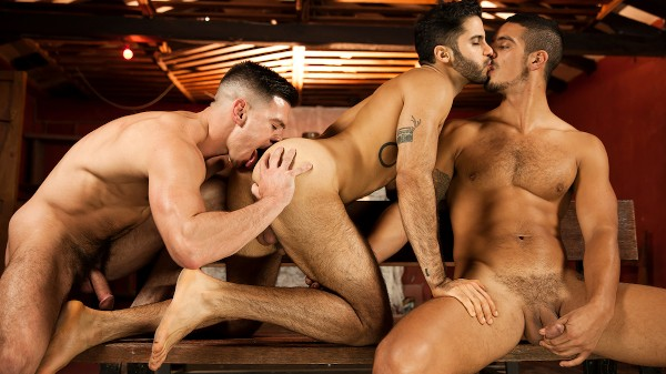 Forbidden Part 3 - feat Paddy O'Brian, Tony Milan, John Fink