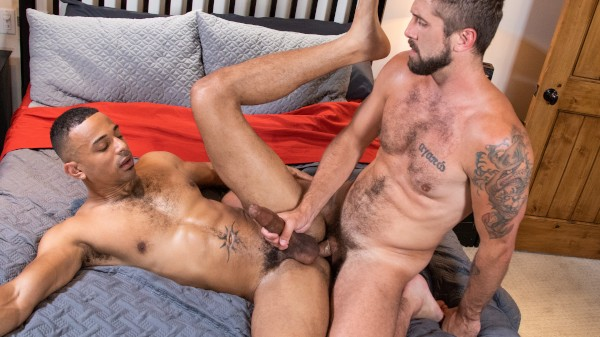 All In The Family Scene 1 - Zario Travezz, Wesley Woods