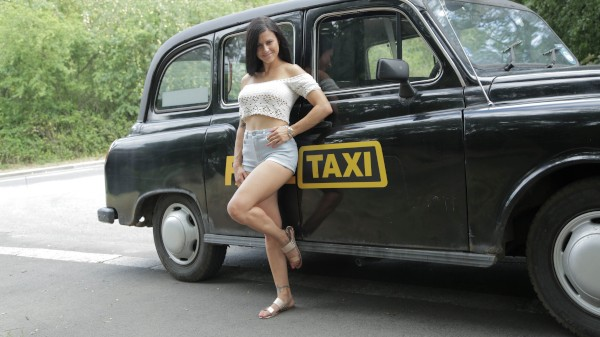 Time To Party in Billie's Taxi ft Billie Star - FakeHub.com