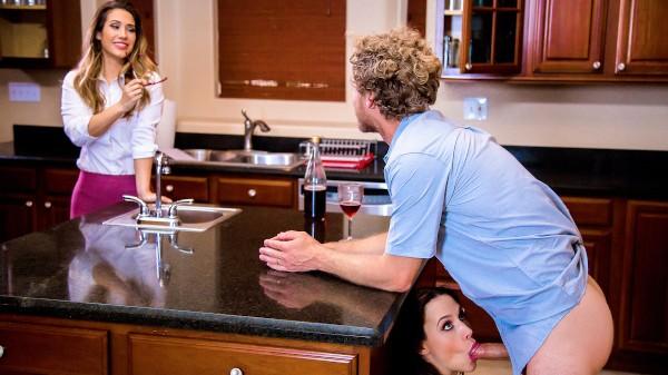 My Wife's Hot Sister Episode 1 - Michael Vegas, Chanel Preston