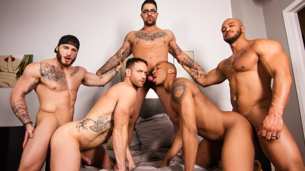 Watch By Invitation Only on Male Access - All the Best Gay Porn in One place