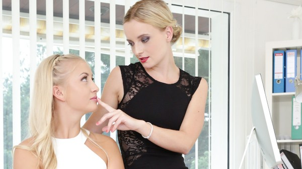 Teaching her A lesson Scene 3 Porn DVD on Mile High Media with Cayla Lyons, Victoria Pure