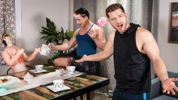 Watch Big Daddy Tea Party on Male Access - All the Best Gay Porn in One place