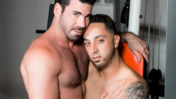 Time To Try A Real Man Scene 3 - Andrew Fitch, Billy Santoro