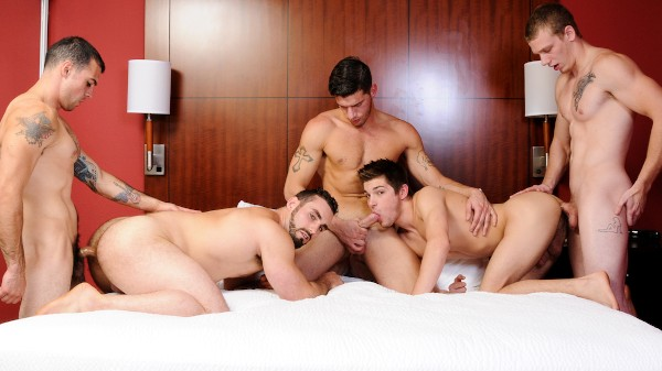 There's Something About Johnny Part 5 - feat Jaxton Wheeler, Johnny Forza, Johnny Rapid, Ty Roderick, Jake Jammer