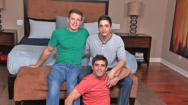 Watch Curtis, Calvin & Lance on Male Access - All the Best Gay Porn in One place