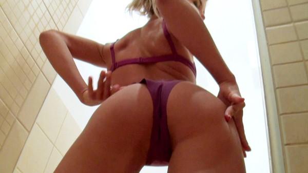 Watch Vicktoria Tiffany in Shower Puff Girl