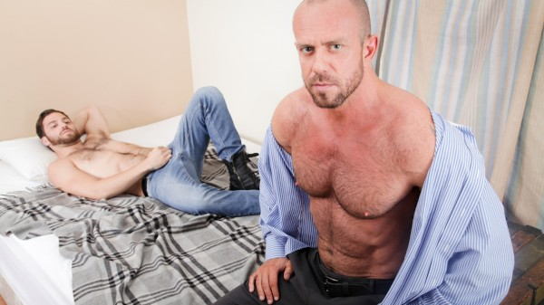 Men Seeking Men Scene 1 - Matt Stevens, Tommy Defendi