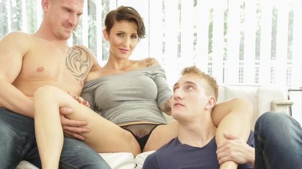 Bi_Sexual Cuckold #09 Scene 4 Porn DVD on Mile High Media with Gabrielle Gucci
