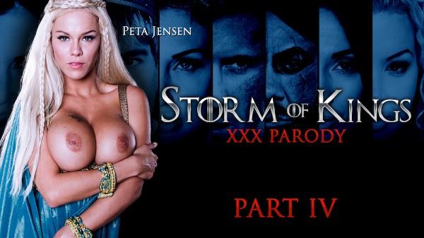 Storm Of Kings XXX Parody: Part 4 - Brazzers Porn Scene
