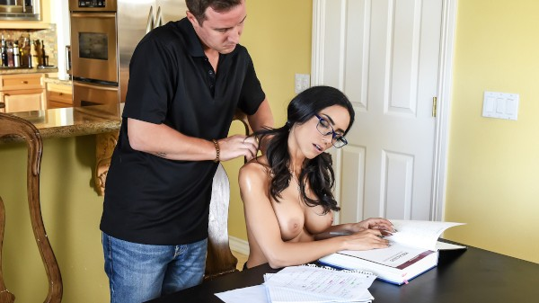 No Distractions - Brazzers Porn Scene