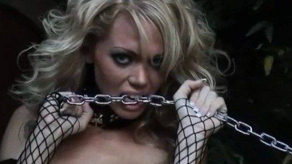 Blonde in Bondage Tease