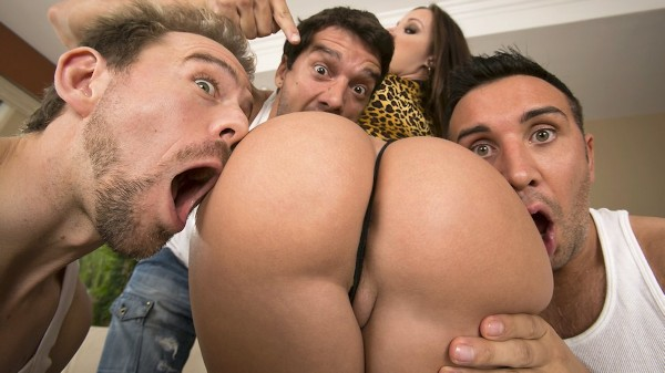Daylight Airtight - Brazzers Porn Scene
