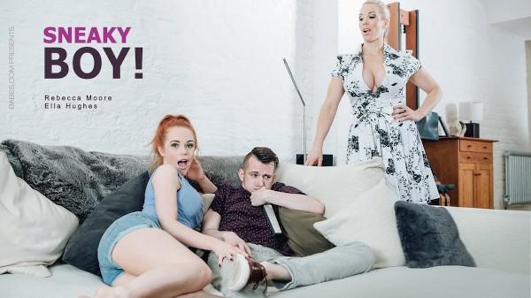 Sneaky Boy! - Ella Hughes, Sam Bourne, Rebecca More - Babes