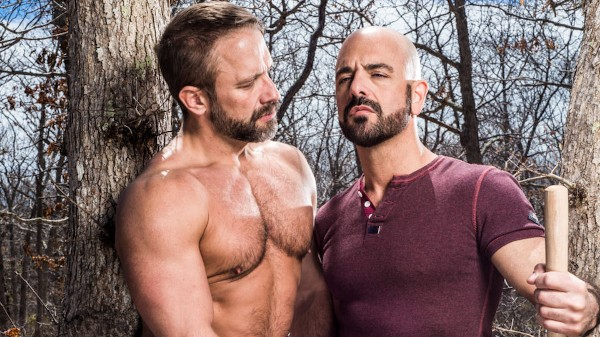 Straight Boy Seductions Scene 3 - Adam Russo, Dirk Caber