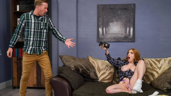 Curious Babysitter Gets Fucked Hard - Brazzers Porn Scene