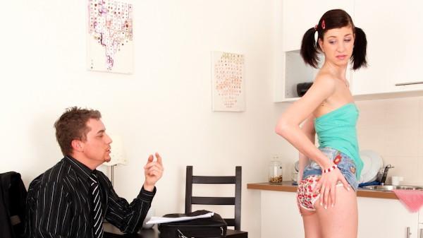 Anal Virgins #02 Scene 3 Porn DVD on Mile High Media with Barbra Sweet, Steve Q