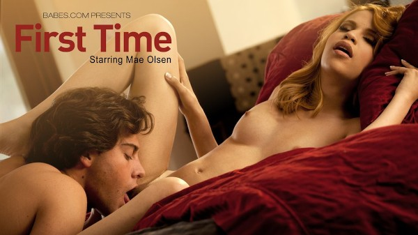 First Time - Seth Gamble, Mae Olsen - Babes