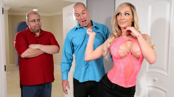 Her Turn To Cheat - Brazzers Porn Scene
