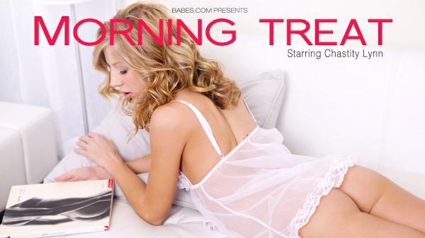Morning Treat - Chastity Lynn - Babes