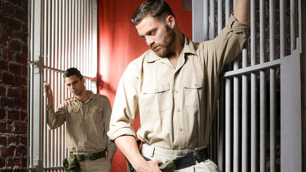 Enjoy Prisoner Of War Scene 3 on Taboomale.com Featuring Tommy Defendi, Ludo Sander