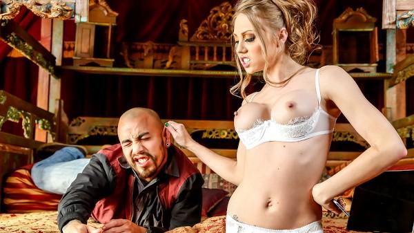 The Pre-Honeymoon Fuck Binge - Brazzers Porn Scene