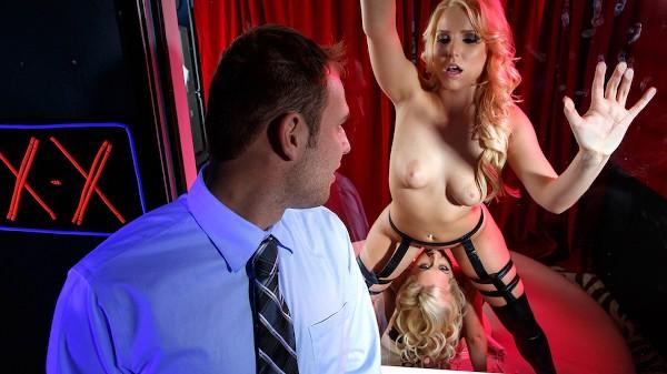 25 Cent Peep Show - Lezdom Bliss Lesbian Porn Video
