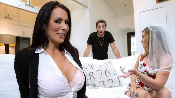 Cold Feet, Hot Tits - Brazzers Porn Scene