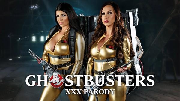 Ghostbusters XXX Parody: Part 4 - Brazzers Porn Scene