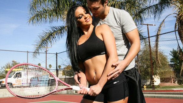 Pornstar Athletics Scene 1 Reality Porn DVD on RealityJunkies with Audrey Bittoni