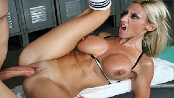 The pilates instructor - Brazzers Porn Scene