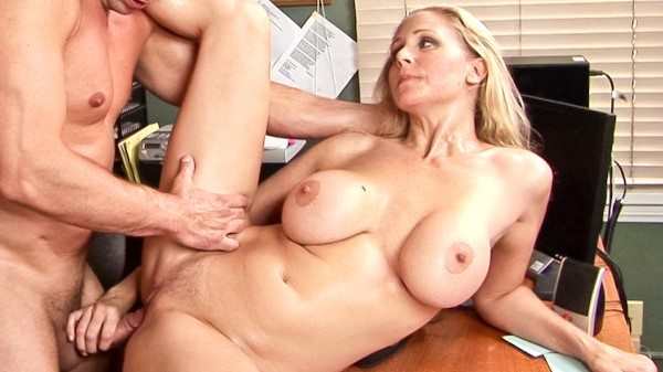 Office Seductions #02 Scene 1 Porn DVD on Mile High Media with Julia Ann