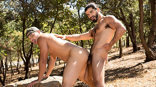 Watch Kaden Alexander, Ali Liam in Dirty Rider 2 Part #4, Scene 1