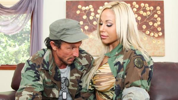 Big Tit Fantasies #06 Scene 3 Porn DVD on Mile High Media with Olivia Austin, Tommy Gunn