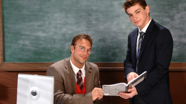 Enjoy Seducing The Professor 2 on Twinkpop.com Featuring Rocco Reed, Johnny Rapid