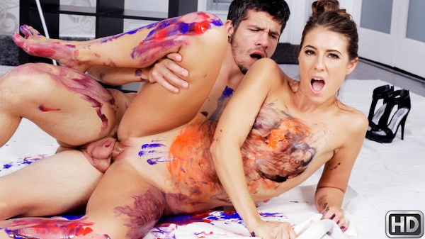 Lust Imitates Art featuring Bambino, Tara Ashley - Reckless In Miami Scene