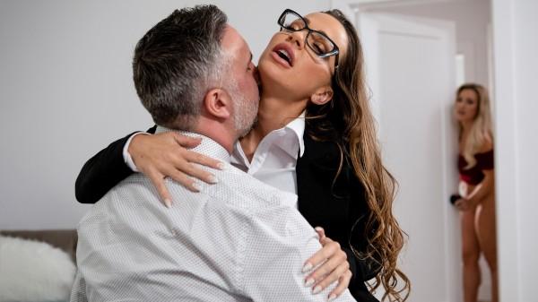 Amber In The Hills: Part 2 - Brazzers Porn Scene