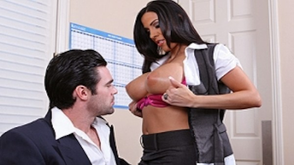 Motivating The Boss - Brazzers Porn Scene