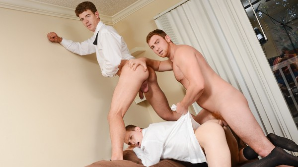 Enjoy The Groomsmen Part 2 on Twinkpop.com Featuring Connor Maguire, JJ Knight, Tommy Regan