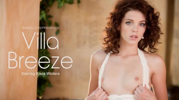 Villa Breeze - Kiera Winters - Babes