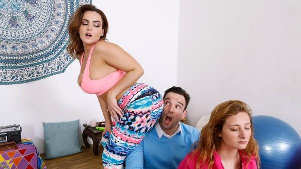 Breathing Sexcercise - Brazzers Porn Scene