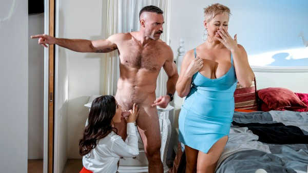 Our Happy Home: Episode 3 Hardcore Kings Porn 100% XXX on hardcorekings.com starring Charles Dera, Kendra Spade