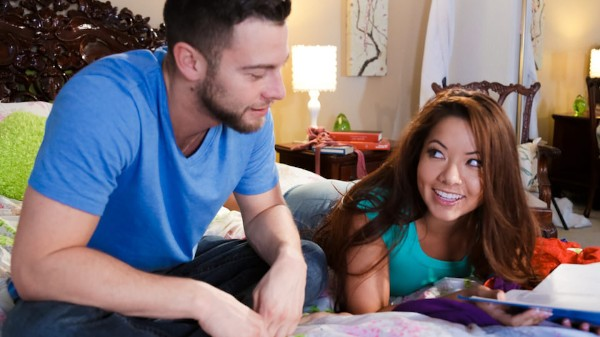 Brothers And Step-Sisters Scene 1 Porn DVD on Mile High Media with Morgan Lee, Seth Gamble